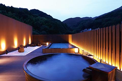 湯河原 源泉のお宿 千代田荘